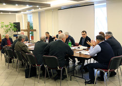 Обзор заседания Общественного Совета ЕХБ