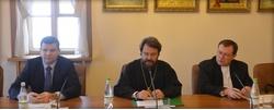 В ОВЦС прошло заседание Совета Христианского межконфессионального консультативного комитета