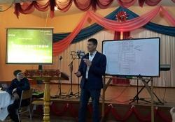 В г. Облучье Еврейской автономной области прошел семинар, посвященный благовестию