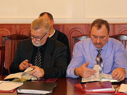 Конференция музыкальных служителей РС ЕХБ в Москве