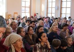 Юбилей церкви ЕХБ в г. Кисловодске