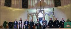Молитва о единстве христиан в Кафедральном соборе свв. Петра и Павла Евангелическо-Лютеранской Церкви