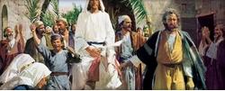 С праздником Входа Христа в Иерусалим!