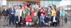 Рукоположение в церкви ЕХБ г. Арсеньева