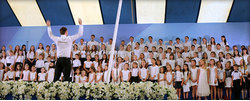 Фестиваль-конгресс, посвященный 150-летию братства ЕХБ России