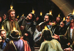 Спраздником Сошествия Духа Святого - Троицы!