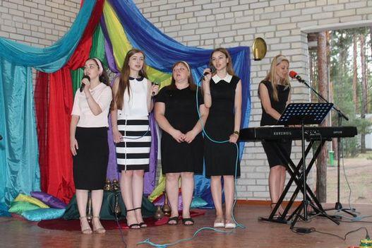 Фоторепортаж о «Женском христианском лагере» в Ростовской области