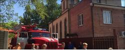 Открытая детская площадка в Новочеркасске