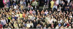 Восьмилетие Русской Библейской церкви