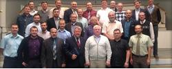 Встреча Правления РС ЕХБ в Самаре