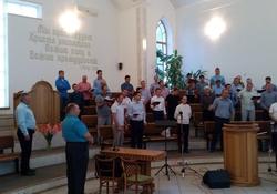 Совещание молодежных служителей Юга России в Ставрополе