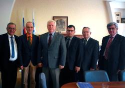 Встреча руководства РС ЕХБ с представителями Евангельского Альянса