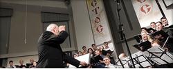 «…И возвращается ветер на круги свои» - концерт  в московской церкви «Голгофа»