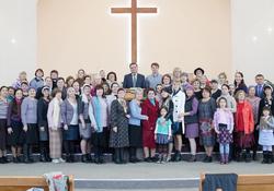 Конференция сестер в Нижнем Новгороде