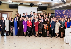 В Хабаровске состоялся Молитвенный завтрак, посвященный 500-летию Реформации и 150-летию евангельских христиан-баптистов в России.