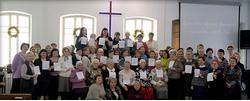 """Конференция для пожилых сестер """"Дни мои бегут скорее челнока"""" в Перми"""