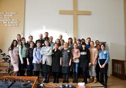 «Не ослабевающие  в усердии»  конференция медиков-христиан Сибири