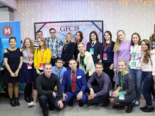 Новые фотографии!!! Фоторепортаж о молодежной конференции «Поколение для Христа» 2018