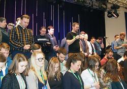 """Отзывы участников молодежной конференции """"Поколение для Христа"""""""