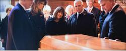 Похороны Билли Грэма посетили тысячи людей из разных стран