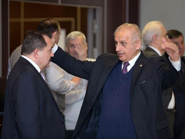 Фоторепортаж об открытии ХХХV съезд РС ЕХБ (новые фото)