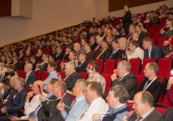XXXV духовно-назидательный Съезд Российского Союза Евангельских христиан-баптистов
