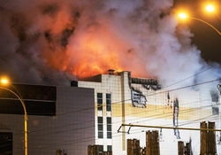 В.П. Бак о трагедии в Кемерово