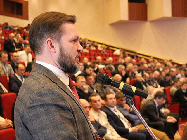 Большой фоторепортаж о XXXV съезде РС ЕХБ