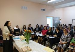 Отчетно-выборная конференция Отдела женского служения РС ЕХБ