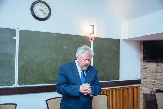 Фоторепортаж о поездке П.В. Мицкевича в Санкт-Петербург
