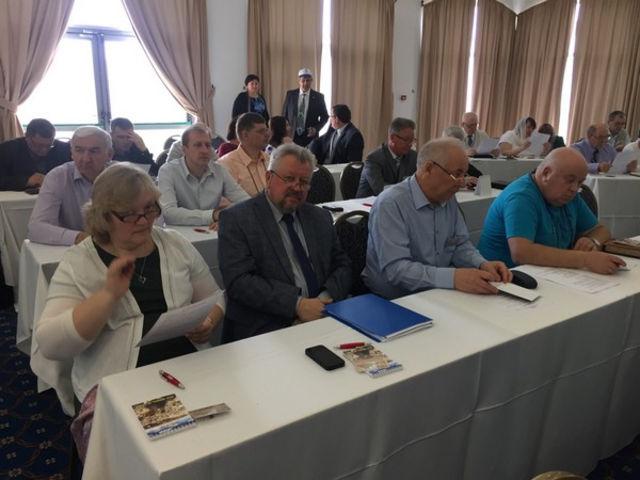 57-й Съезд Евро-Азиатской Федерации Союзов ЕХБ