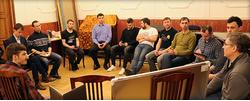 Встреча молодёжных служителей Московского объединения церквей ЕХБ
