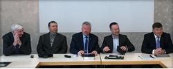 Руководство РС ЕХБ посетило Киев