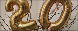 Двадцатилетие московской церкви ЕХБ «Благодать»
