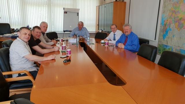 Встреча руководства РС ЕХБ  с лидерами служения зависимым