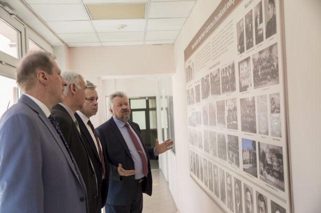 Встреча Руководства РС ЕХБ с С.А. Мельниковым