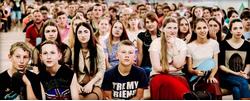 «Живи не зря» - молодежная конференция Краснодарского края и республики Адыгеи