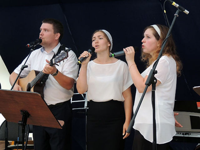 70-летие Дедовской церкви ЕХБ (фото, аудио, видео)