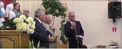 Столетний юбилей церкви ЕХБ г. Ульяновска (видео)