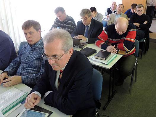 СМИ на Совете Российского Союза ЕХБ