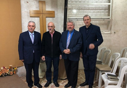 Молитесь о страдающих братьях и сестрах в Сирии!  (Заметки о путешествии руководства РС ЕХБ на Ближней Восток)