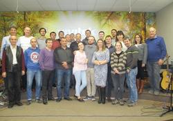Четверть века – в служении молодежи
