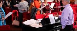 Музыкальное служение - путь к единству