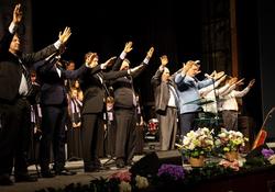 Юбилей Челябинской церкви «Благовестие»