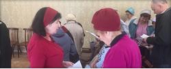 Всемирный день молитвы сестер в церкви города Георгиевска