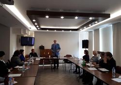 """""""Мужчина и женщина в XXI веке в церкви и семье: диалог или монолог?.."""" – семинар в Москве"""