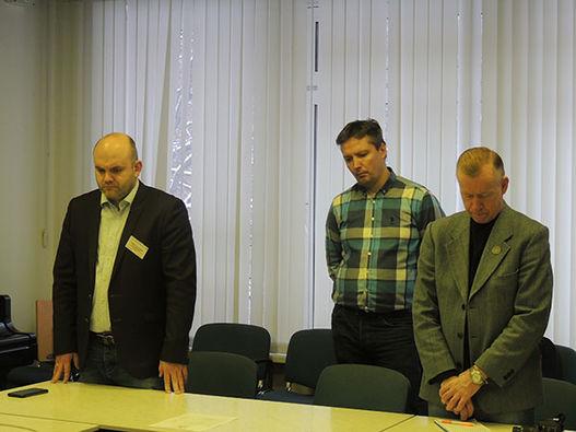 Конференция Российского богословского общества при КСО