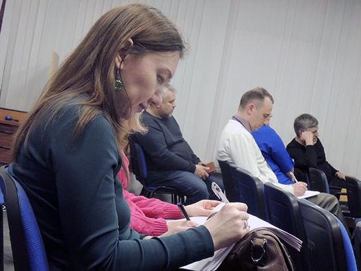 Конференция юристов, бухгалтеров и администраторов церквей РС ЕХБ