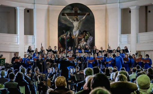 «Крещенские вечера»  в Санкт-Петербурге – свидетельство о Великом Боге