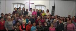 Конференции сестер в Перми и Тюмени